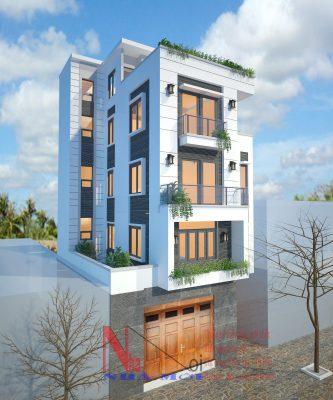Báo giá xây nhà trọn gói tại Nam Định 2021 mới nhất.