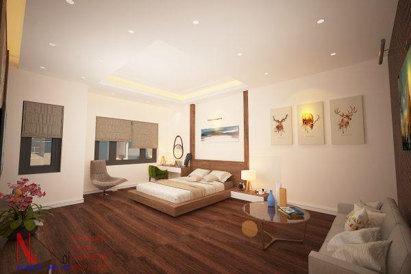 Thiết kế nội thất nhà biệt thự tại nam định giá rẻ -uy tín
