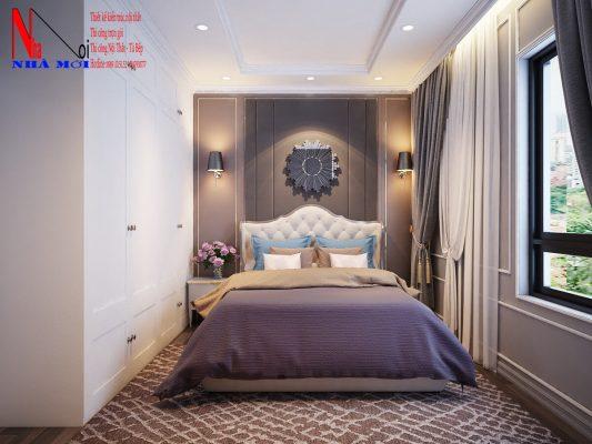 Xu hướng thiết kế nội thất phòng phòng ngủ mới nhất ở Nam Định năm 2022.