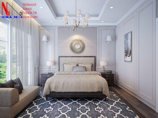 Xu hướng thiết kế nội thất phòng phòng ngủ mới nhất ở Nam Định năm 2021.