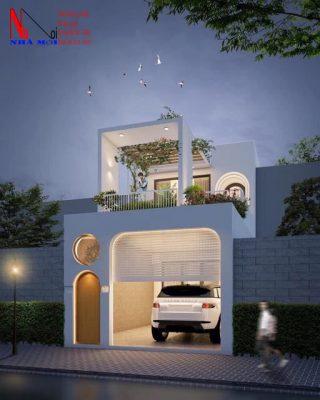 Công ty chuyên thiết kế nhà 2 tầng có ý tưởng độc đáo lạ mắt nhất tại Nam Định.