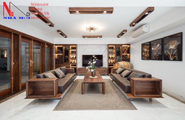 Công ty thiết kế nhà 2 tầng mái thái chuyên nghiệp, uy tín ở ý yên.